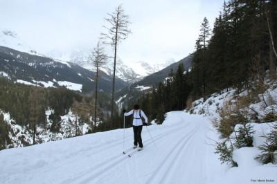 Ramsau - trasa biegowa