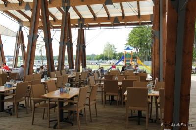 Restauracja / tawerna w marinie
