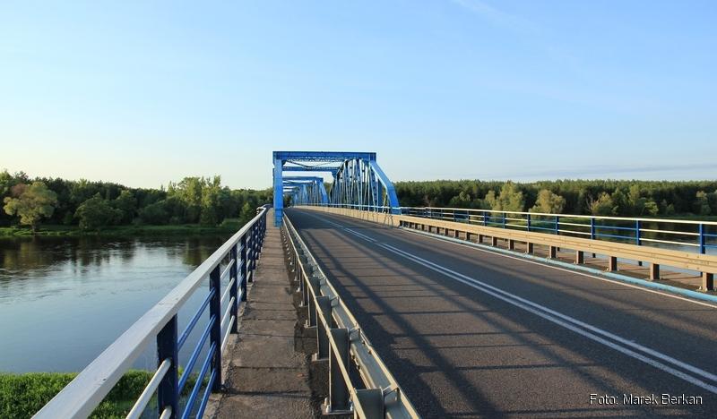 Most na trasie 19 Siematycze - Sarnaki