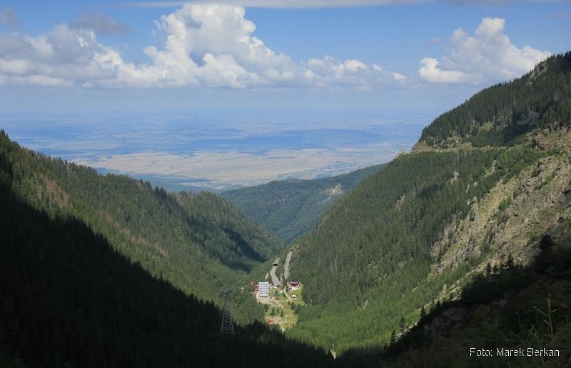 Droga Transfogaraska (7C) - droga w kierunku północnym