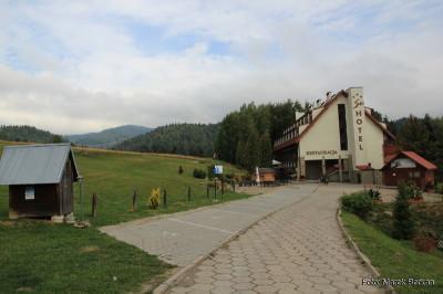 Hotel Ski koło miejscowości Piwniczna Zdrój