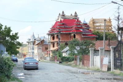 Cygańskie pałace