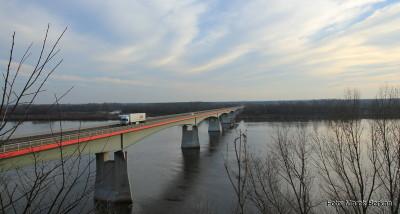 Wisła - most w Wyszogrodzie