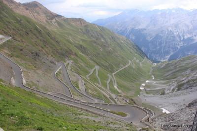 Przełęcz Stelvio (2757 m n.p.m.)