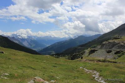 Przełęcz Foscagno (2291 m n.p.m.)