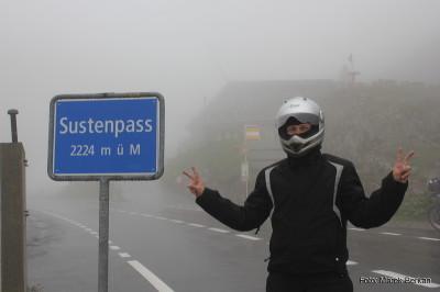 Przełęcz Susten (2224 m n.p.m.)