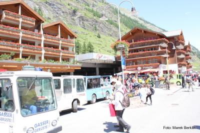 Miejscowość Zermatt