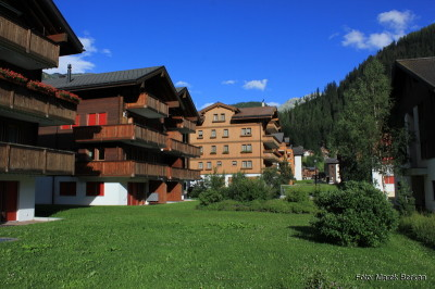 Oberwald - apartamenty