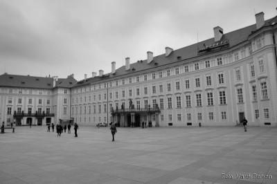Pałac Królewski na Hradczanach