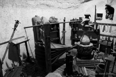 Warsztat alchemika przy Złotej Uliczce
