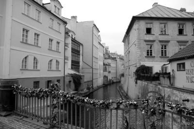 Most zakochanych - jak w Wenecji