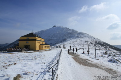 Schronisko Dom Śląski i Śnieżka