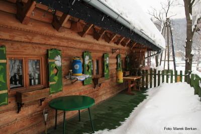 """Gospoda """"Wedle Bucków"""" w Jagniątkowie (wersja zimowa z zeszłego roku)"""