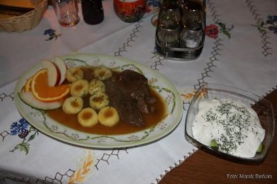 Mięso (zdjęcie z zeszłego roku...)