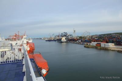 Gdynia - port