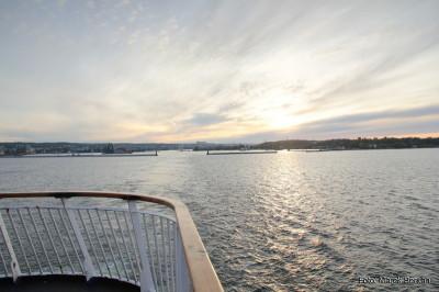 Gdynia - widok z morza