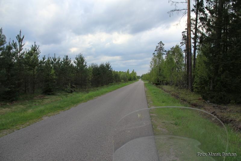 Droga Rogatka - Wiartel administrowana przez A.L.P.