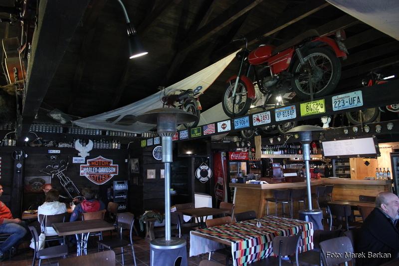 Restauracja w Lester Marina