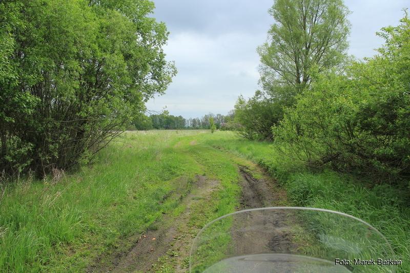 Droga Skrupki - kanał Tałcki