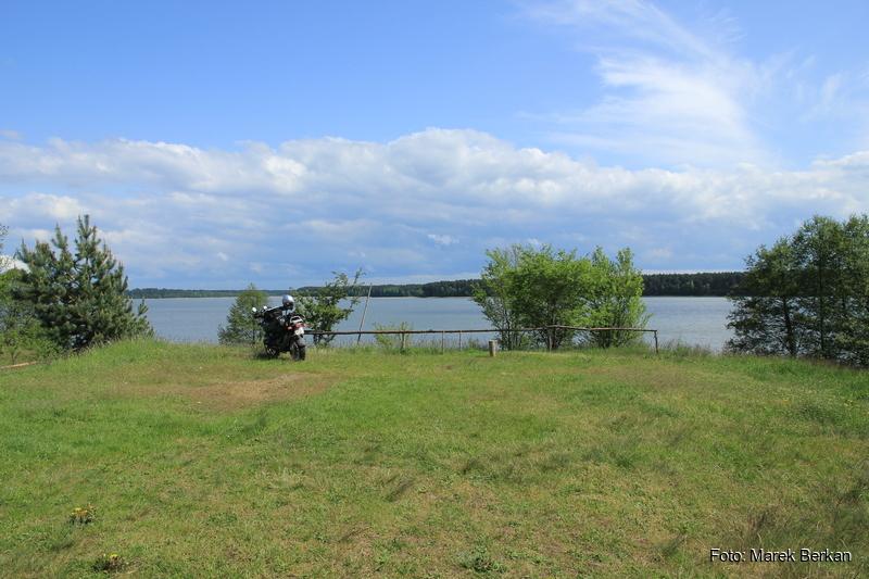 Jezioro Nidzkie - między Krzyże a Karwicą