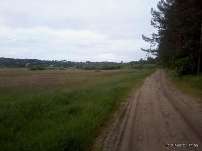Droga z Ostrowa do Jastrzębiej Góry