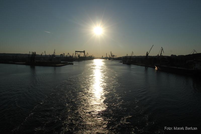 Pożegnanie Gdyni