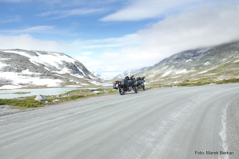 Droga Strynefjell