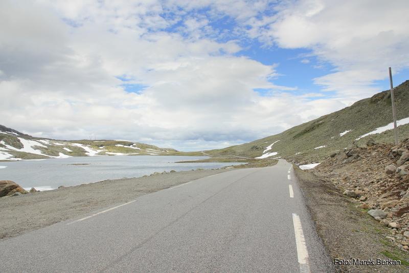 Droga Aurlandsfjellet