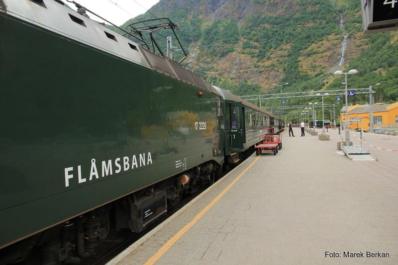 Najsławniejsza linia kolejowa w Norwegii