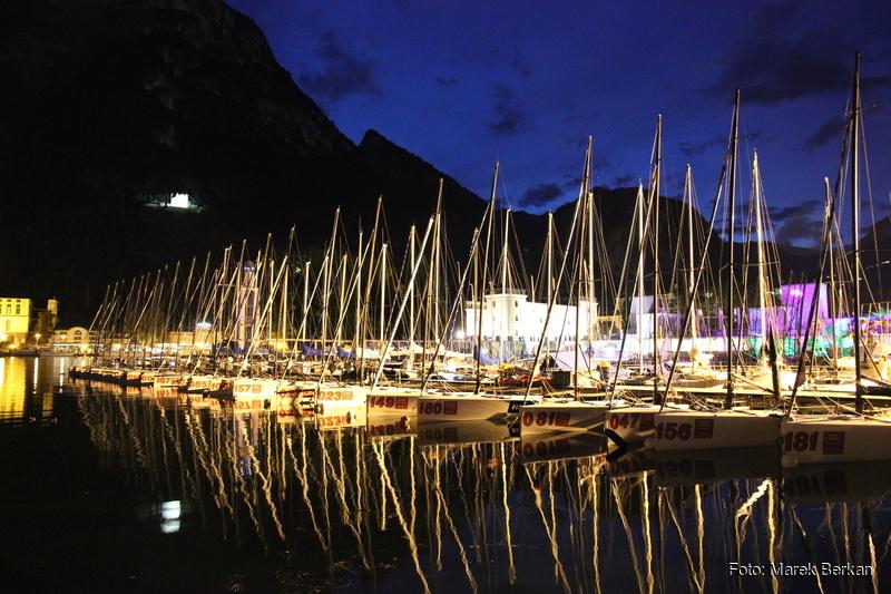 Riva del Garda - port jachtowy