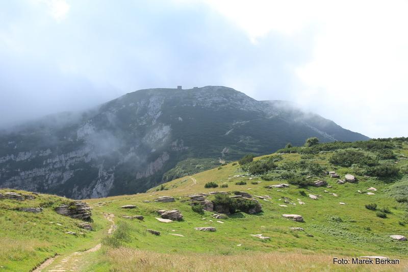 Szlak na Monte Altissimo
