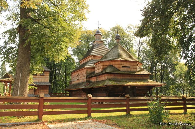 Kolejny zabytek architektury drewnianej