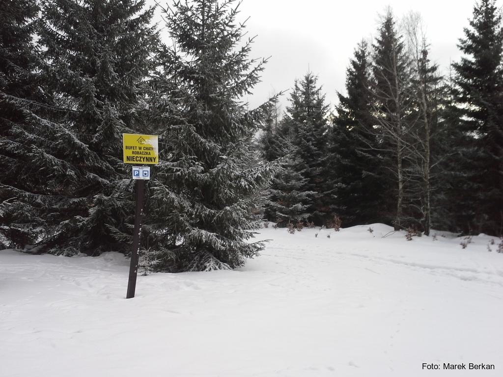Chatka Robaczka - bufet nadal zamknięty :-(