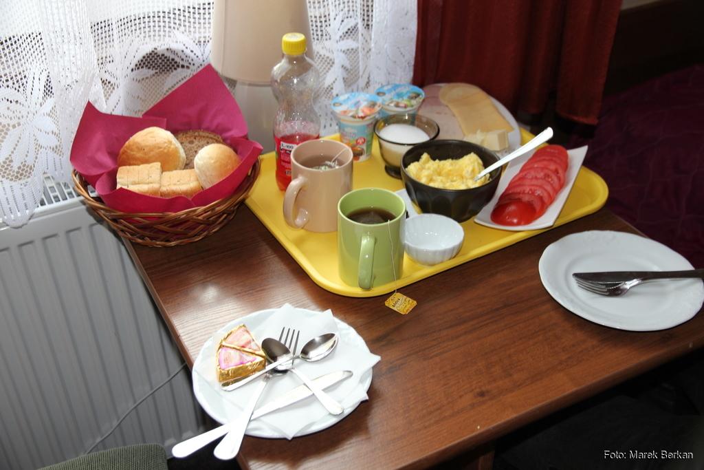 Śniadanie w B&B Stary Dom