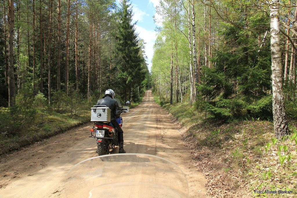 Okolice miejscowości Stanowisko
