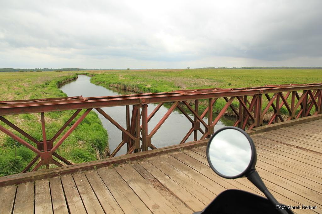 Mostek nad Biebrzą