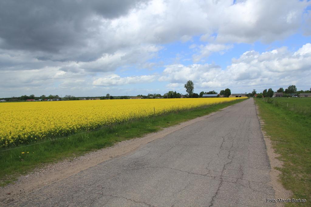 Okolice miejscowości Wroceń