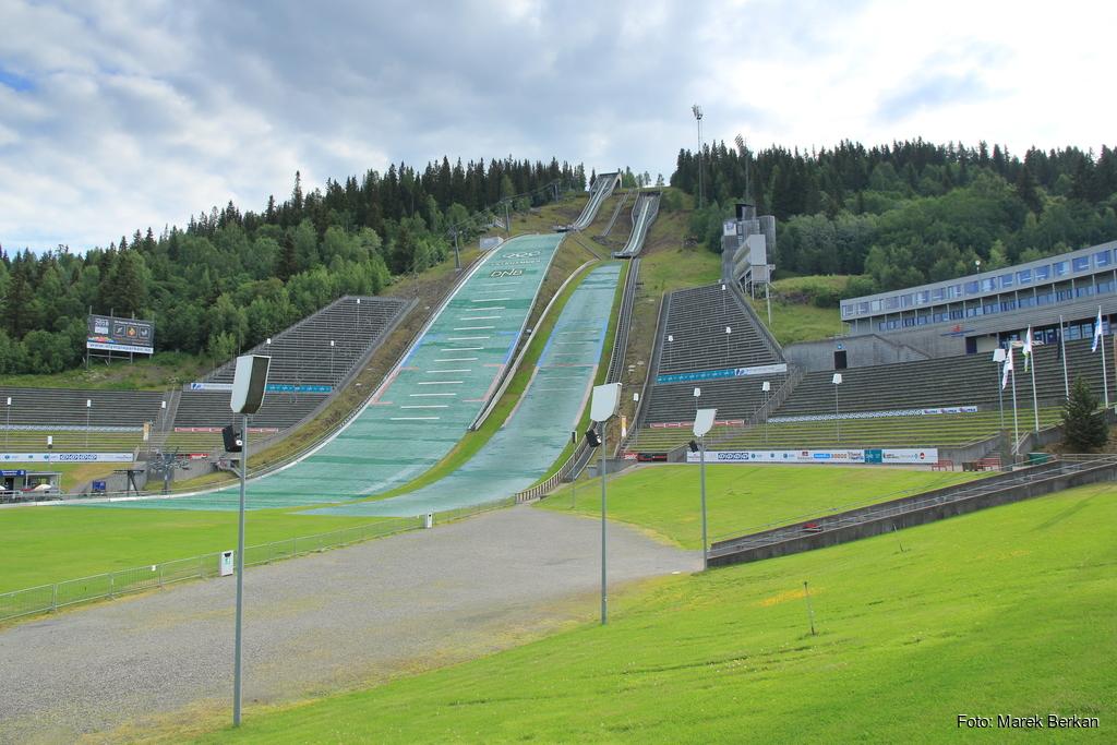Skocznia narciarska w Lillehammer