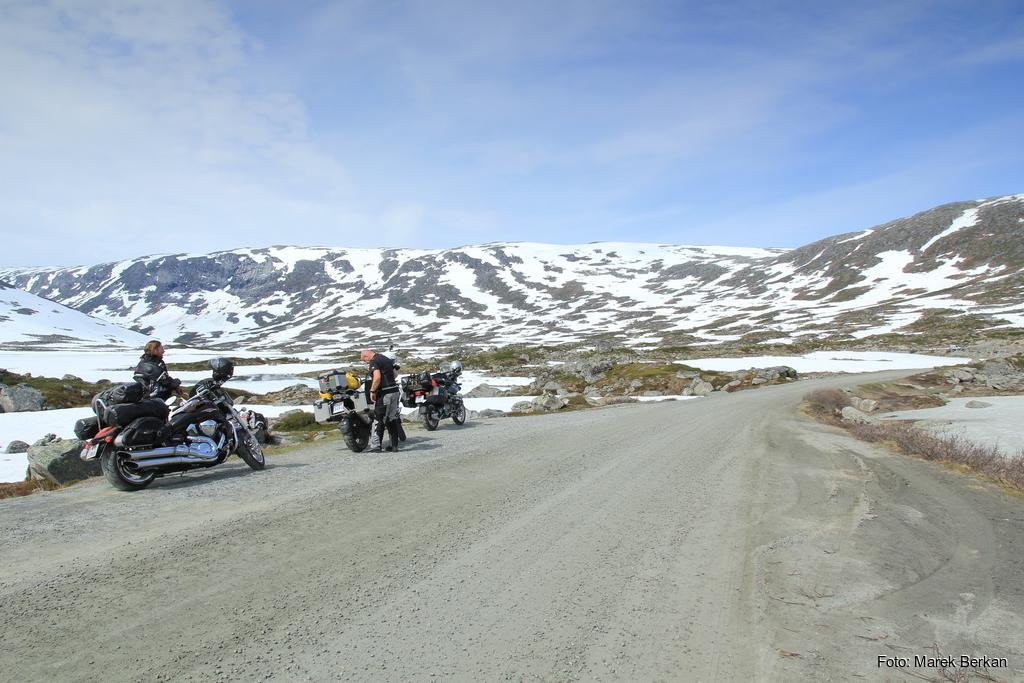 "Droga turystyczna ""Gamle Strynefjellsvegen"""