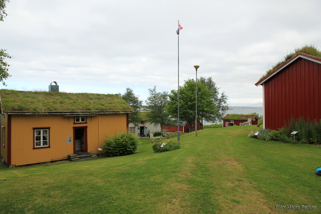 Muzeum (skansen) Vevelstad