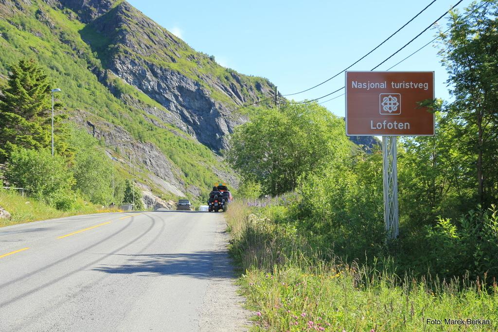 Narodowa droga turystyczna Lofoty