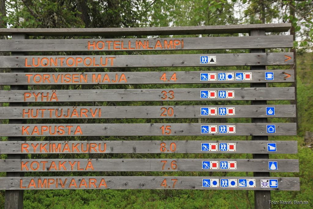 Imponująca sieć tras dla narciarzy biegowych
