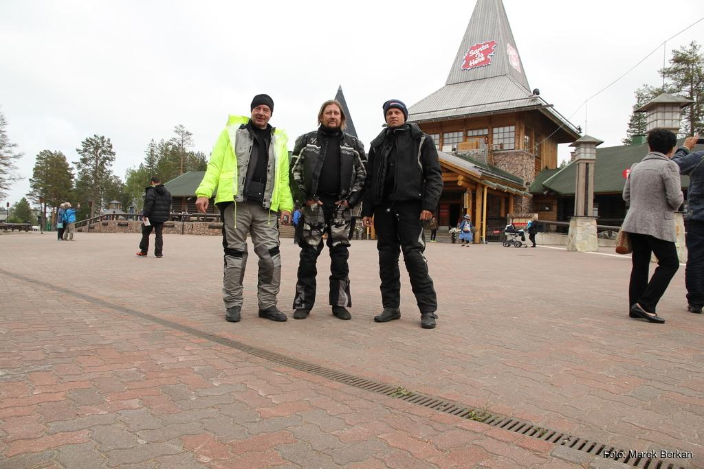 Rovaniemi - oficjalny dom Świętego Mikołaja