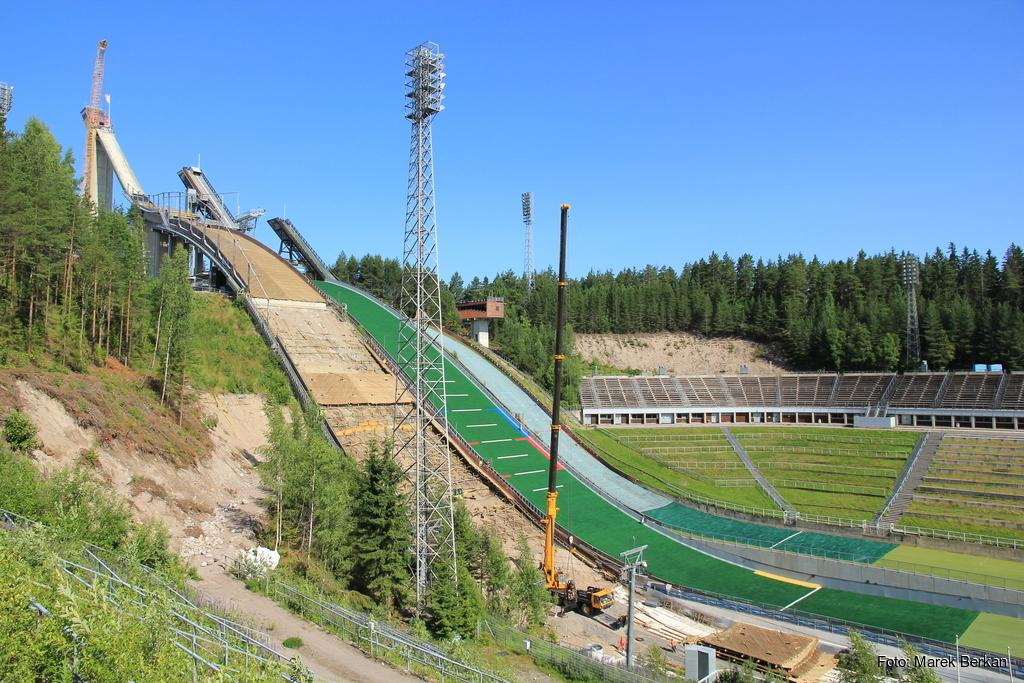 Skocznia narciarska w Lahti