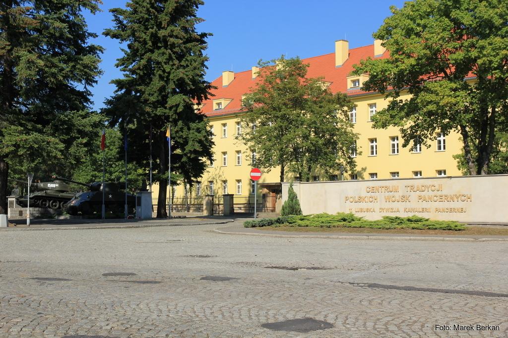 Centrum tradycji polskich wojsk pancernych w Żaganiu