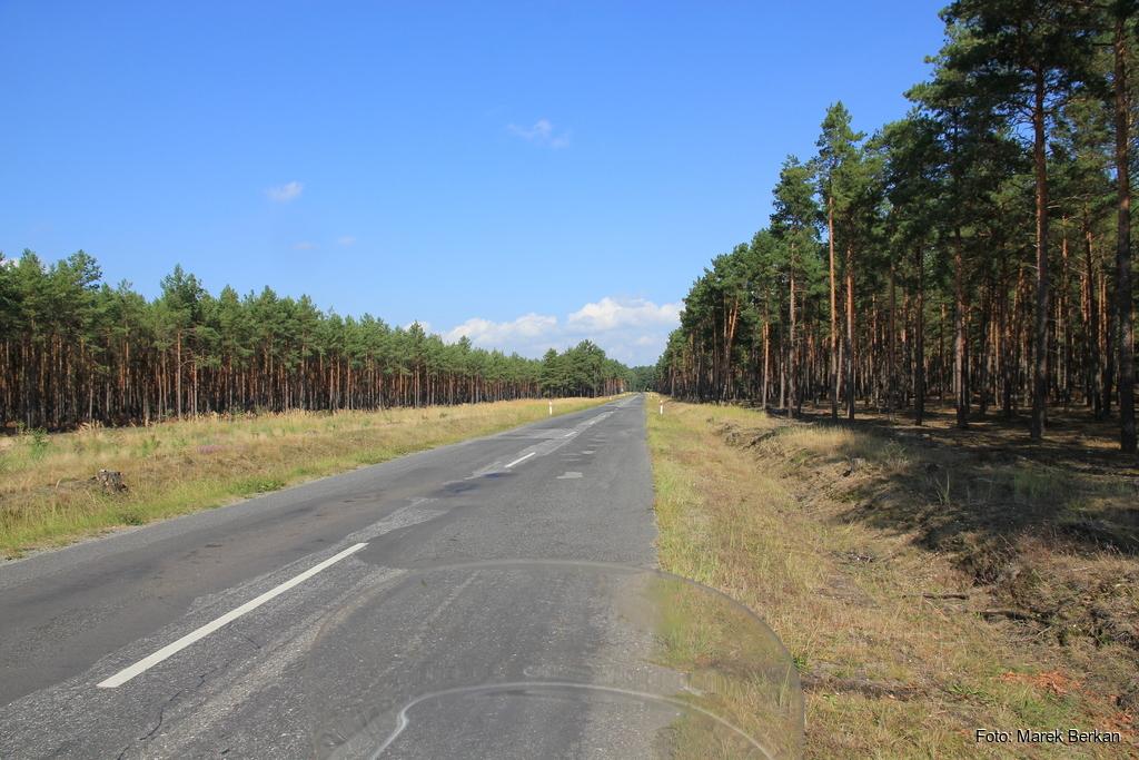Okolice Nowogrodu Bobrzańskiego