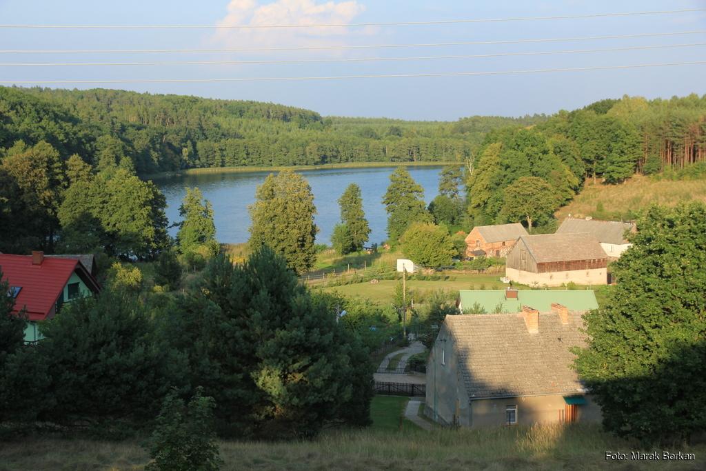 Zagórze, Jezioro Lubiewo