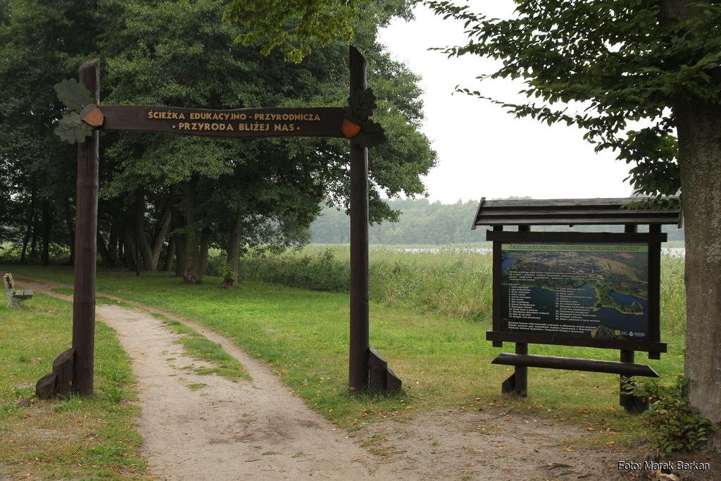 Borne Sulinowo - ścieżka turystyczna