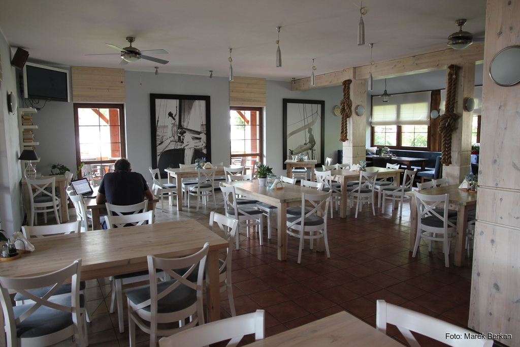 Marina Pod Dębem - restauracja