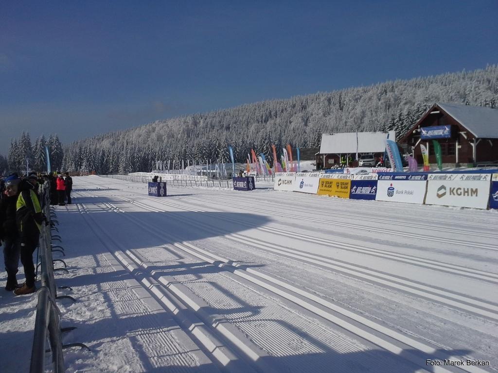 Polana Jakuszyce przed zawodami 25 km CT